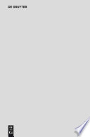 Introduction to the New Testament: History, culture, and religion of the Hellenistic age