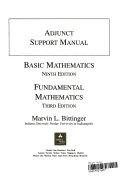 Basic Mathematics Adjunct Support Mnl