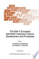 The Self in European and North American Culture  : Development and Processes