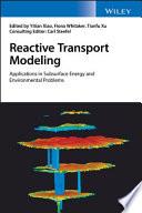 Reactive Transport Modeling