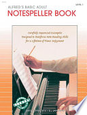 Alfred S Basic Adult Piano Course Notespeller Book 1 Book PDF