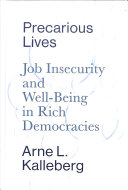 link to Precarious lives : job insecurity and well-being in rich democracies in the TCC library catalog