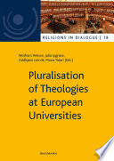 Pluralisation Of Theologies At European Universities