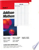 Addison-Wesley Mathematics: Pupil's text