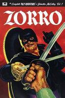 Read Online Zorro #1 For Free
