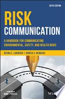 Risk Communication Book