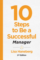 10 Steps to Be a Successful Manager, 2nd Edition Pdf/ePub eBook