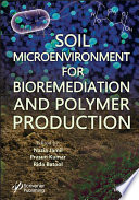 Soil Microenvironment for Bioremediation and Polymer Production