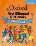 Books - Oxford First Bilingual Dictionary: Isixhosa & English | ISBN 9780195768336