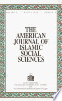 American Journal of Islamic Social Sciences 9 4
