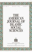 American Journal of Islamic Social Sciences 9:4