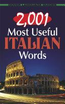 2 001 Most Useful Italian Words