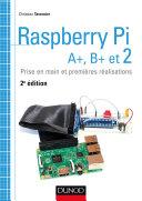 Raspberry Pi A+, B+ et 2 Pdf/ePub eBook
