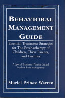 Behavioral Management Guide