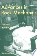 Advances In Rock Mechanics