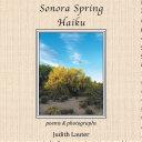 Sonora Spring Haiku Pdf/ePub eBook