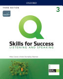 Q  Skills for Success 3E Level 3 Listening and Speaking Student s Book