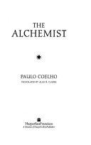 The Alchemist   10th Anniversary Edition