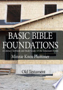 Basic Bible Foundations Book