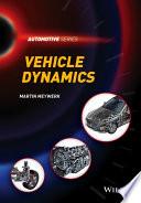 Vehicle Dynamics