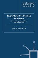 Rethinking the Market Economy