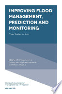 Improving Flood Management  Prediction and Monitoring Book