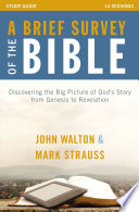 A Brief Survey Of The Bible Study Guide Book PDF
