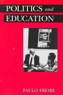 Politics and Education Book