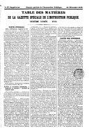 Gazette de l'instruction publique