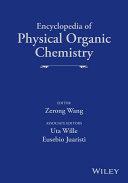 Encyclopedia of Physical Organic Chemistry, 6 Volume Set