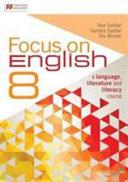 Books - Focus On English 8 | ISBN 9781458650498