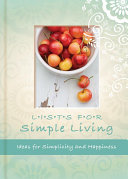 Lists for Simple Living