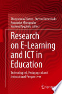 Research on E Learning and ICT in Education