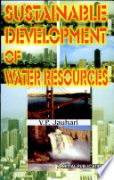Sustainable Development of Water Resources Book