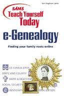 Sams Teach Yourself Today E genealogy