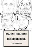 Imagine Dragons Coloring Book