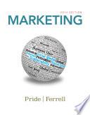 """Marketing 2014"" by William M. Pride, Ferrell"