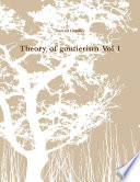 Theory of gontierism Vol 1