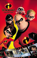 Disney Pixar The Incredibles Cinestory Comic
