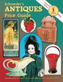 Schroeder S Antiques Price Guide Book PDF