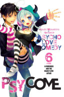 Psycome, Vol. 6 (light novel)