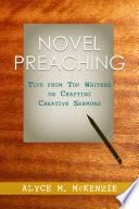 Novel Preaching Book