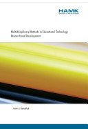Pdf Multidisciplinary Methods in Educational Technology Research and Development