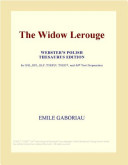 Download The Widow Lerouge Pdf