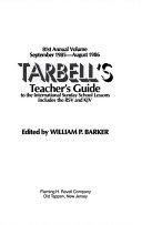 Tarbell s Teacher s Guide Book PDF