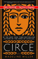 Circe    Free Preview    The First 3 Chapters