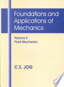 Foundations and Applications of Mechanics: Fluid mechanics