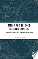 Media and Science Religion Conflict
