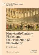 Nineteenth-Century Fiction and the Production of Bloomsbury [Pdf/ePub] eBook
