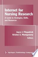 Internet For Nursing Research